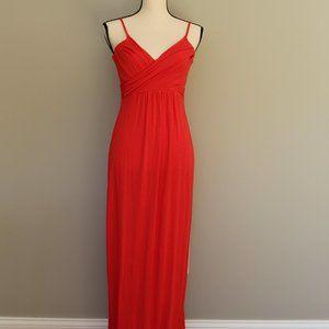 Tart Red Dress